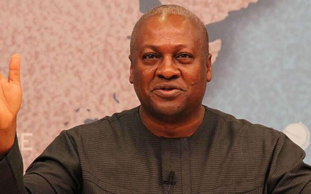 John Mahama on Democracy and Elections in Contemporary Africa